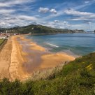 Zarautz beach